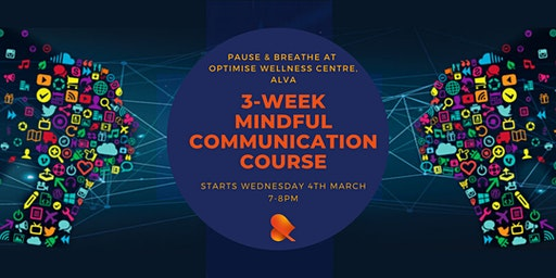 Mindful Communication: 3-Week Course - Alva