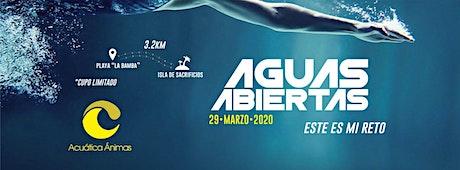 AGUAS ABIERTAS 2020 entradas