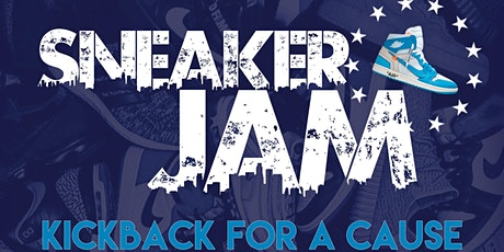 Sneaker Jam: Kickback for a Cause tickets