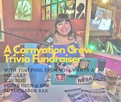 House of Uribe Corny Crew -Trivia Night Fundraiser!