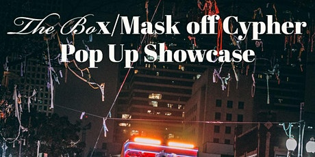 102.3 WHIV SoundsbySyd with Co Host Rex presents Cypher Pop Up Showcase tickets