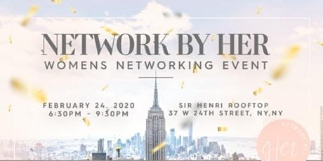 Network By Her // Womens Networking Event tickets