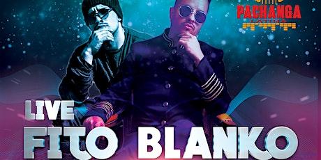 "Live Fito Blanko ""Reggaeton Fiesta"" tickets"