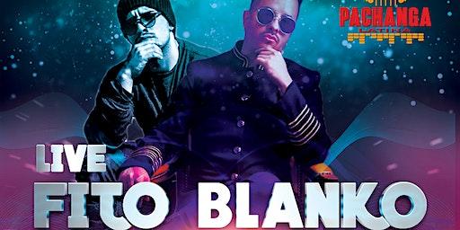 "Live Fito Blanko ""Reggaeton Fiesta"""