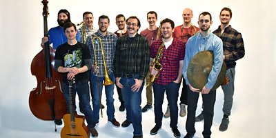 Dylan Perrillo Orchestra at The Glove Theater 3/22!