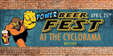 Power Beer Fest tickets