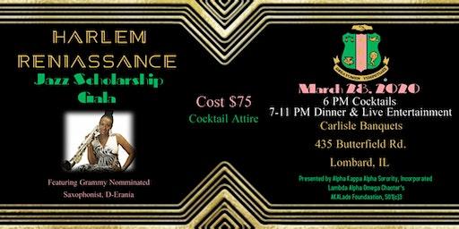 Harlem Renaissance Jazz Scholarship Gala - AKALade Foundation