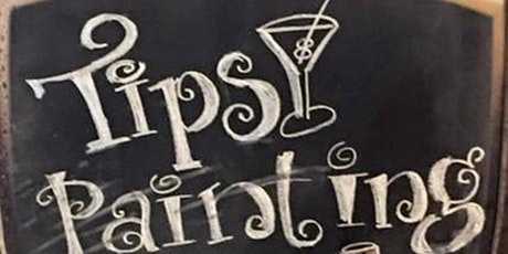 Winter Tipsy Painting at Atwood Bar & Lounge tickets