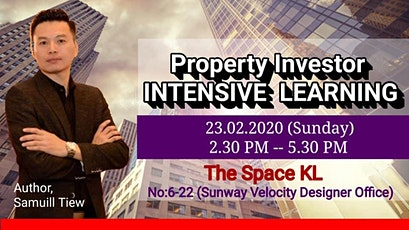 Property Investors INTENSIVE LEARNING tickets