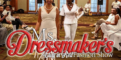 Ms Dressmaker's Lady in Red Fashion Show tickets