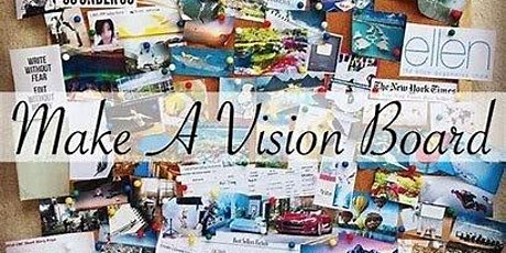 Vision Board 101 tickets