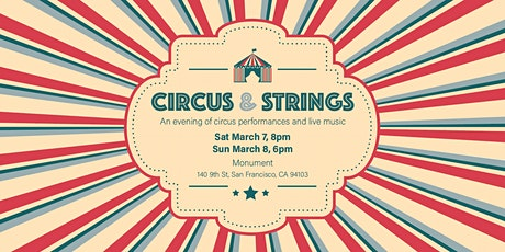 Circus & Strings tickets