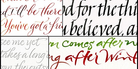 Calligraphy Storytelling Workshop tickets