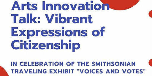 Haitian Heritage Museum: Arts Innovation Talk: Expression of Citizenship