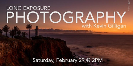 Sunset Photography using Long Exposure Techniques with Kevin Gilligan tickets