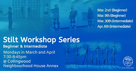Stilt Workshop Series tickets