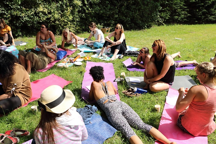 Gather Experience - Women's Wellbeing image
