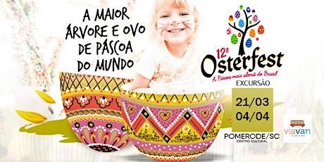Osterfest Pomerode - Excursão de Florianópolis ingressos