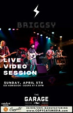 Briggsy - Live Video Session tickets