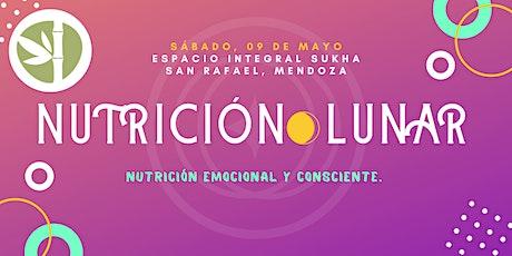Nutrición Lunar: emocional y consciente (SAN RAFAEL) entradas