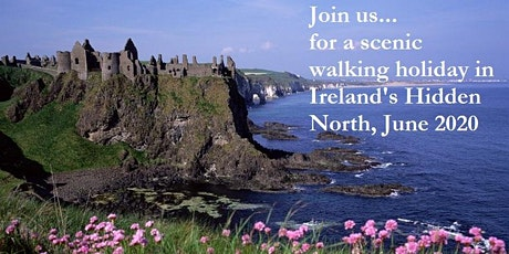Gathering & Presentation for Ireland's Hidden North Walking Holiday June 2020 tickets