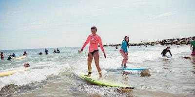 ALL Girls Surf Session!