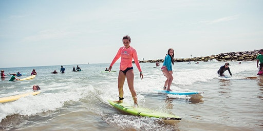 ALL Girls Surf Session!