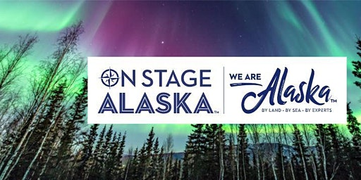 On Stage Alaska with Holland America
