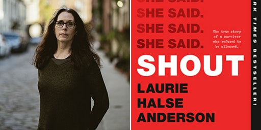 An Evening with Laurie Halse Anderson