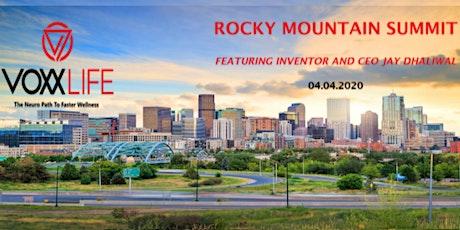 Rocky Mountain Voxxlife Summit tickets