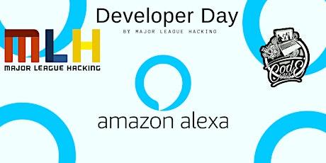 Desarrolle su primera Skill para Amazon Alexa boletos