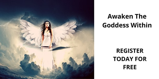 Awaken The Goddess Within - For The Rising Spiritual Goddess