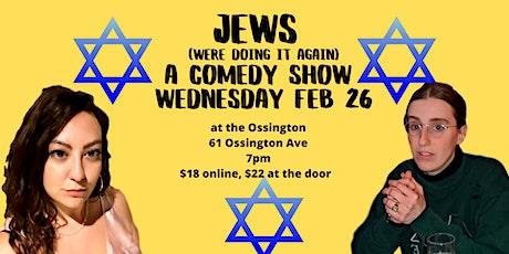Jew tickets
