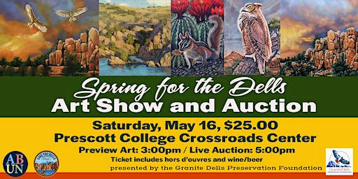 Spring for the Dells Art Show and Auction