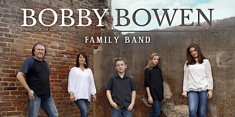 Bobby Bowen Family Concert In Fremont Indiana tickets