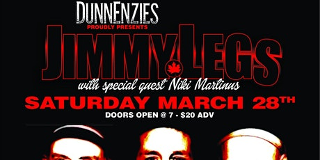Rock Night w/ Jimmy LeGuilloux at #DunnEnziesMission tickets