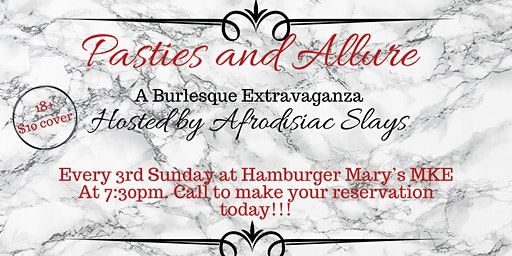 Pasties and Allure: A Burlesque Extravaganza