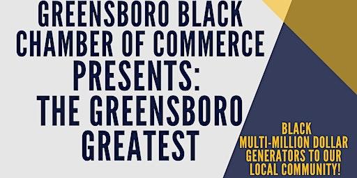GGBCC presents  Greensboro Greatest: Celebration of Black History Month