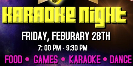Pizza and Pajamas: Karaoke Edition tickets
