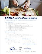 Chef's Challenge tickets