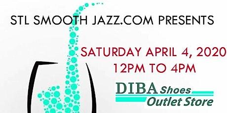 Wine Jazz Shoes STLsmoothjazz Spring Edition Saturday  April 4th, 2020  tickets