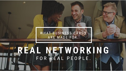 Authentic Networkers North York - Real Networking tickets