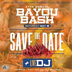 SUAF-Dallas 37th Annual Bayou Bash  tickets