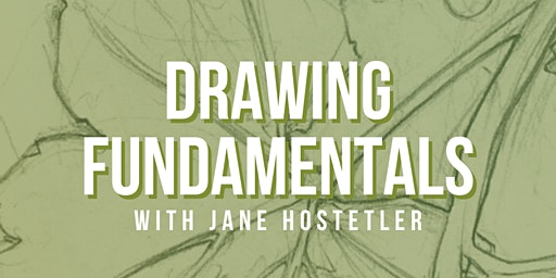 Drawing Fundamentals Workshop