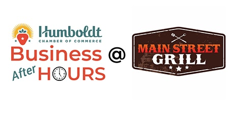 Business After Hours at Main Street Grill tickets
