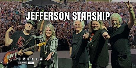 Jefferson Starship with Medicine Hat tickets