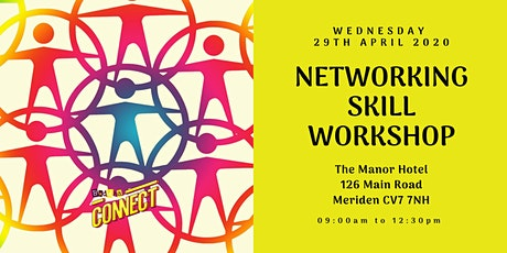 Networking Skills Half-Day Workshop tickets