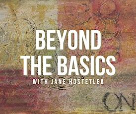 Beyond the Basics - Acrylic Workshop tickets
