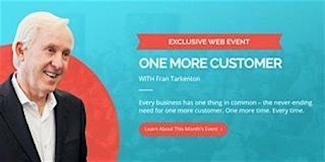 One More Customer-Fran Tarkenton  tickets