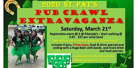 2020 St Pat's Pub Crawl Extravaganza tickets